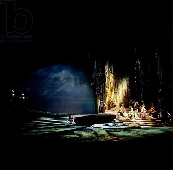 Salome - scene from