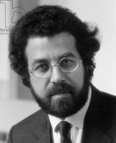 Giuseppe Sinopoli - portrait