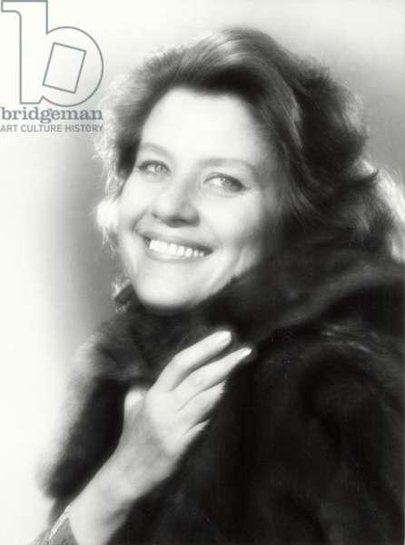 OBRATSOVA Elena Russian Mezzo-soprano