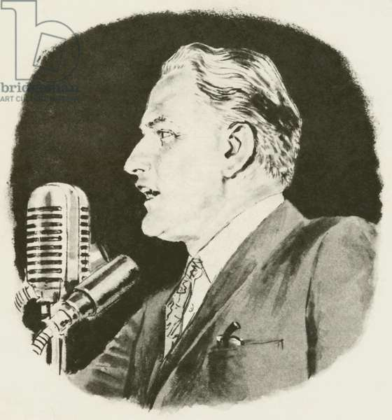 Billy Graham (litho)