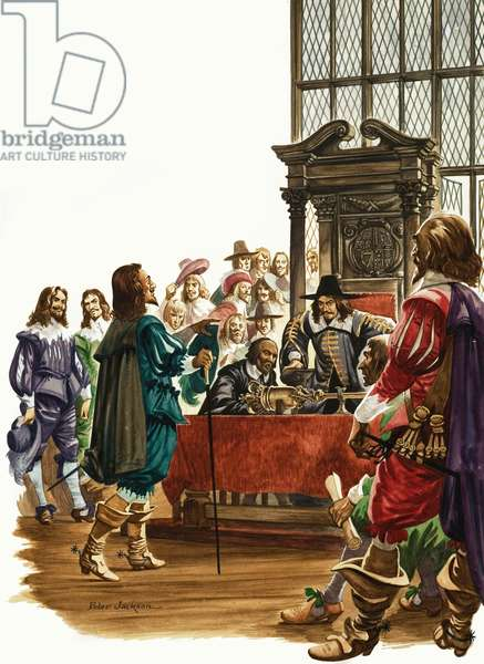 The Wonderful Story of Britain: King Charles the First