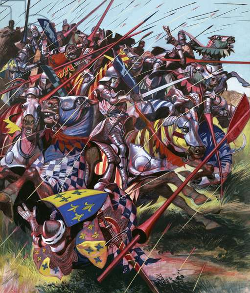Into Battle: Agincourt -- The Impossible Victory