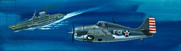 Grumman F4RF-3 Wildcat