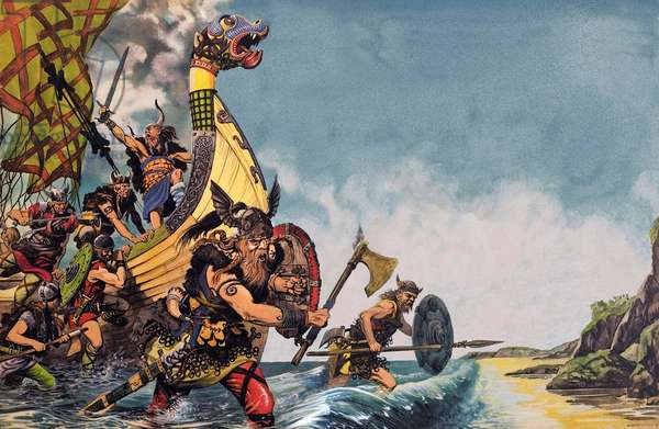 The Coming of the Vikings