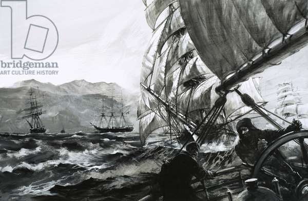 The Golden Age of Sail: Champions of the China Seas