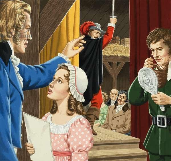 Jane Austen, and amateur dramatics