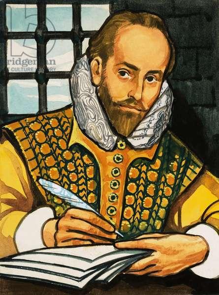 William Shakespeare (?)