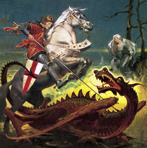 The Truth Behind the Legend: St George -- the Soldier Who Became a Saint