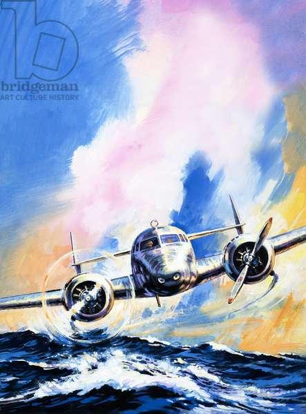 Amelia Earhart's Final Adventure