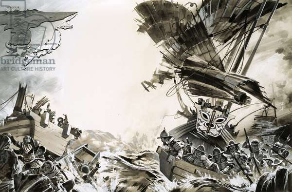 The Doomed Armada of Kublai Khan