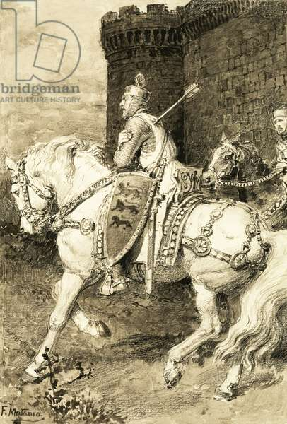 A Pageant of Kings: The Mighty King of Chivalry. Richard the Lion Heart