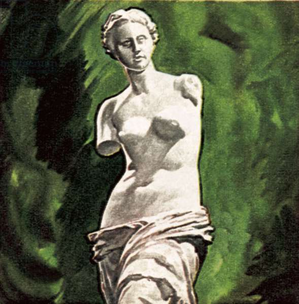 Aphrodite of Melos, or Venus of Milo