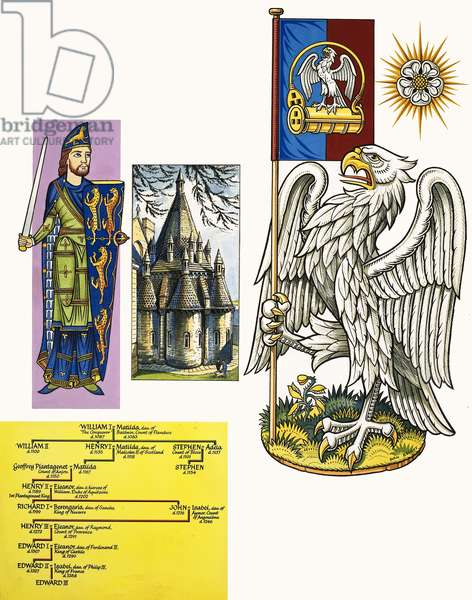The Falcon of the Plantagenets (coat of arms)