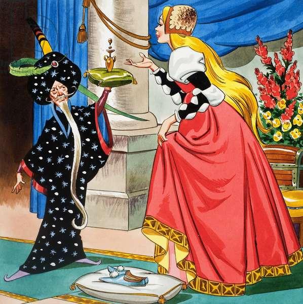 Princess Marigold