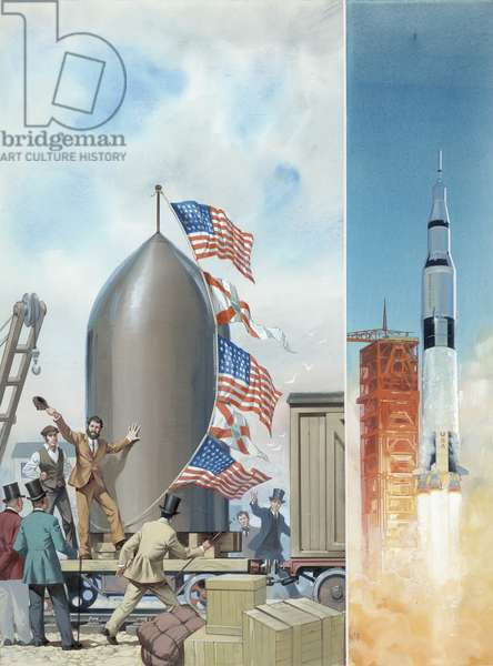 Space: Science Fiction to Reality