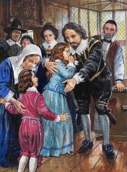 Charles I and his children