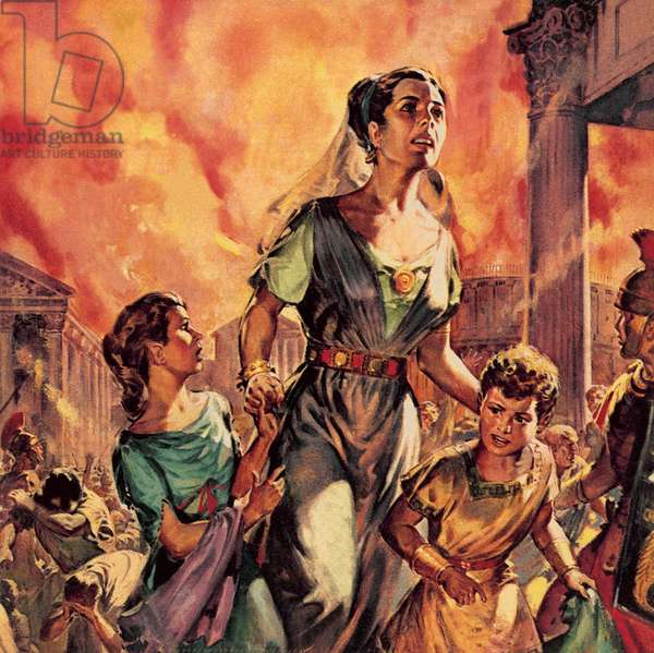 When Rome Burned