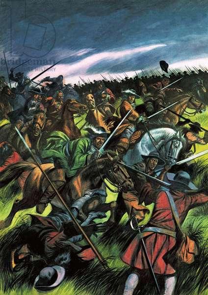 The Battle of Sedgemoor