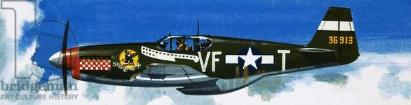 Into the Blue: American War-planes (1941-45)