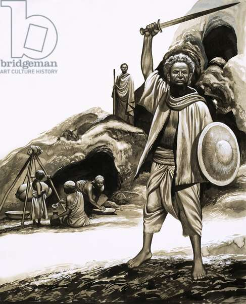 Primitive People of Today: The Qara -- They Call Them the Sons of Sheba