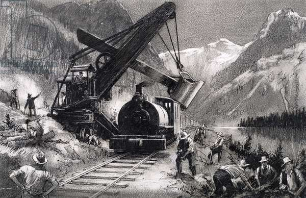 Who Said...? 'This Mad Project.' Constructing the Canadian Pacific Railway