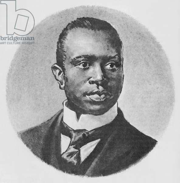Scott Joplin (litho)