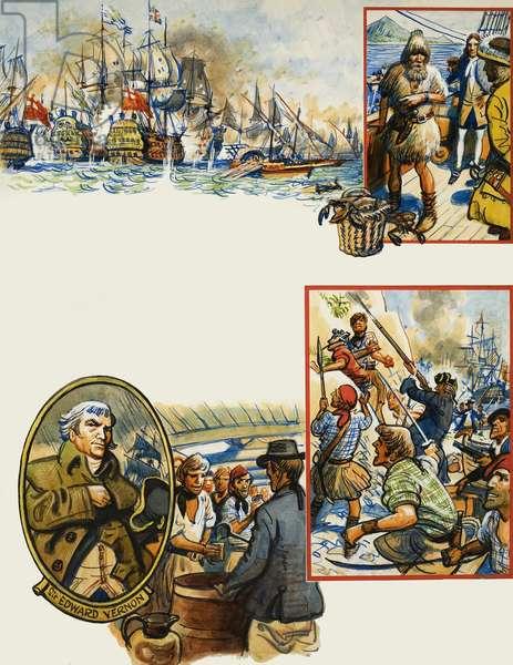 Scrapbook of the British Sailor