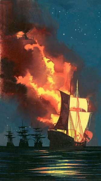 Men of the Jolly Roger: Morgan -- Terror of the Main