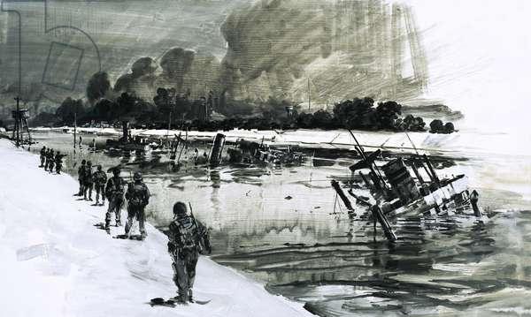 Crisis! The Suez Affair