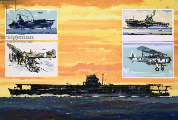 The Japanese carrier Hiryu