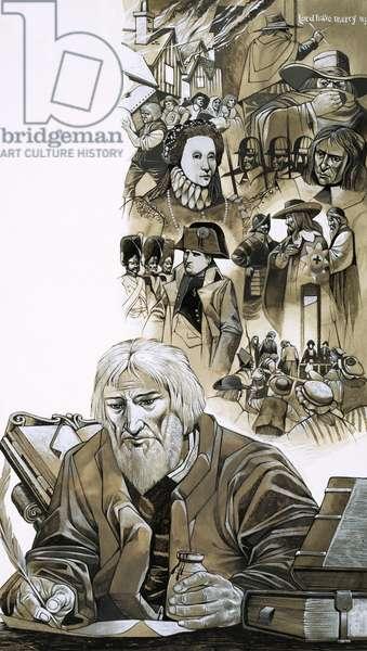 The Prophets: Nostradamus