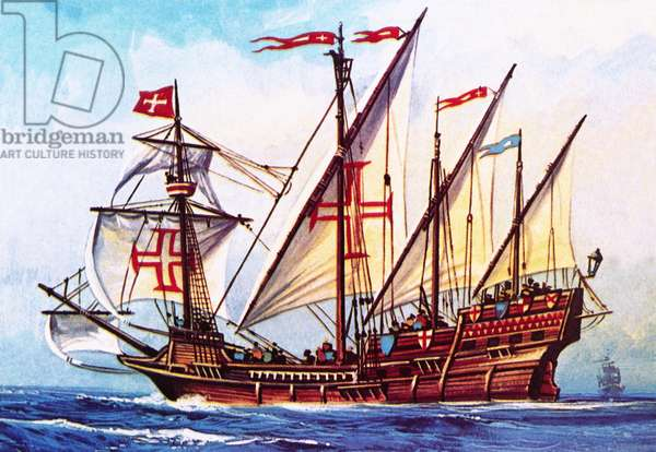 The Portuguese Caravel