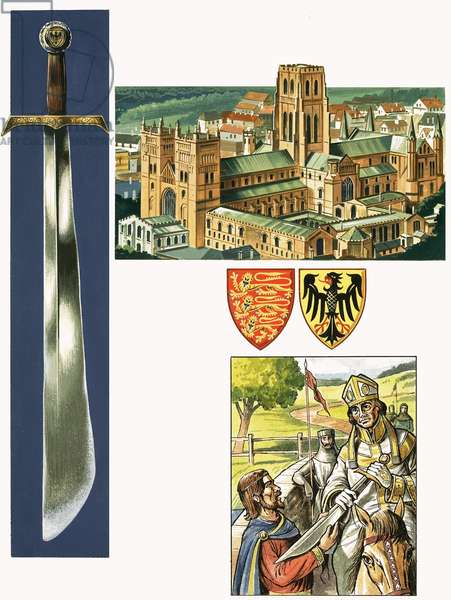 Swords That Tell a Story: A Symbol of Succession