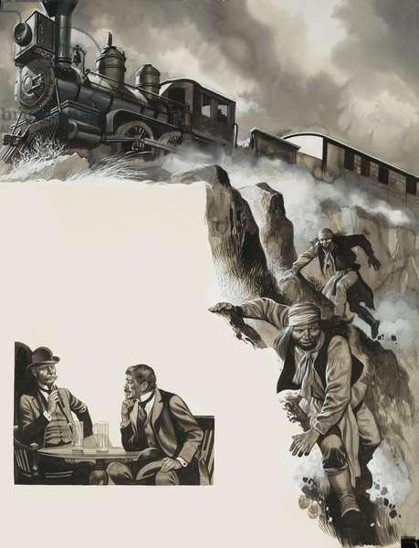 Train and Bandits