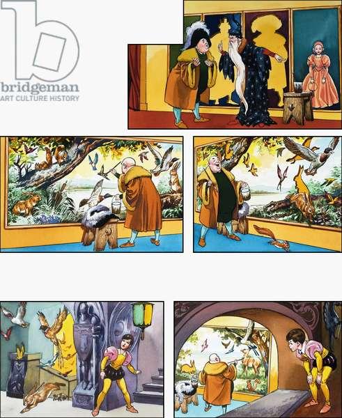 Princess Marigold: The Magic Paint
