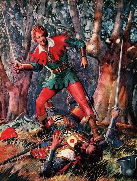Robin Hood the Triumphant