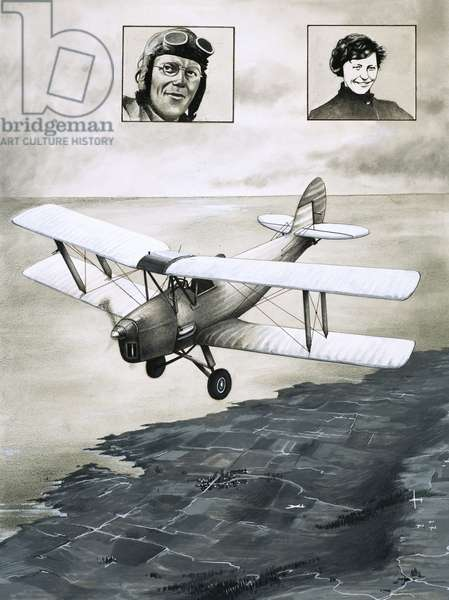 The De Havilland Moth