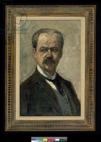 Self-portrait, c.1930 (oil on canvas)