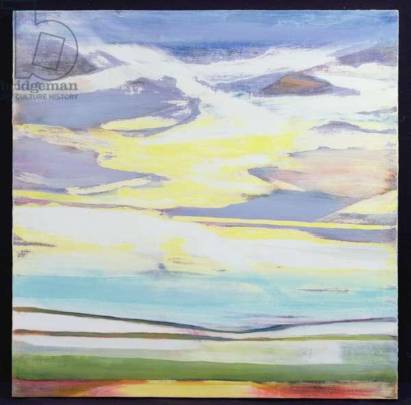 Landscape (mixed media)
