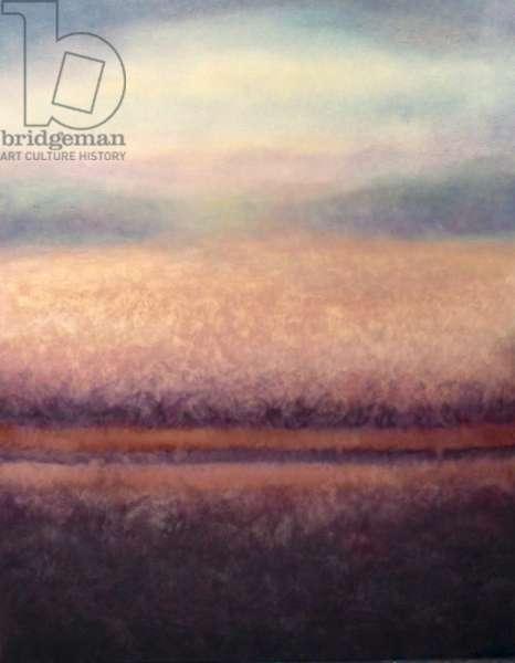 Field of Dreams, 2020, (oil on canvas)