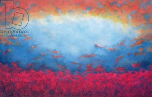 Phantasma, 2004 (oil on canvas)