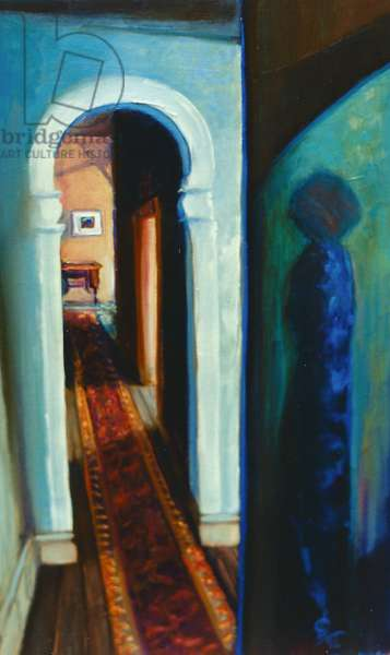 New Zealand Ghosts, (oil on panel) 2002
