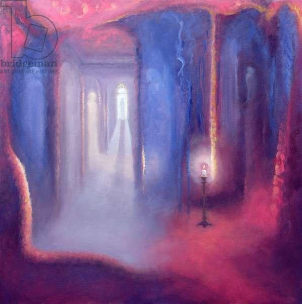 Interior, 2007 (oil on canvas)