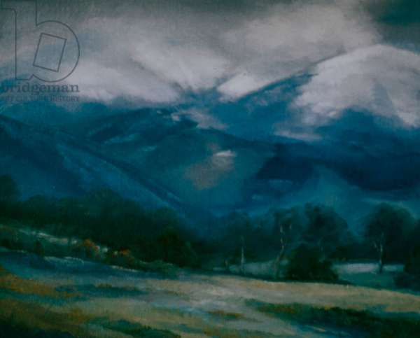 Boughton, 2006 (oil on canvas)