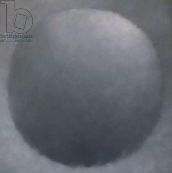 Silver Orb, 2011 (oil on canvas) Orb