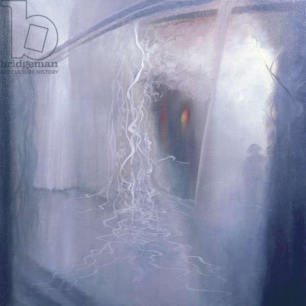 Presence, 2004 (oil on canvas)