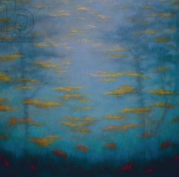 Mystery, 2008 (oil on canvas)