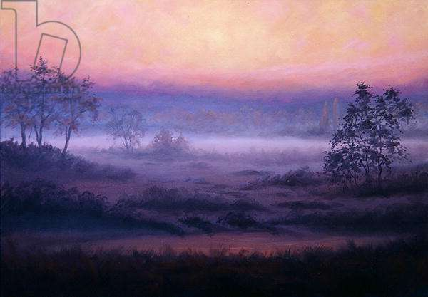 First Light, 2006 (oil on canvas)