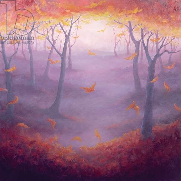 Mythical, 2007 (oil on canvas)