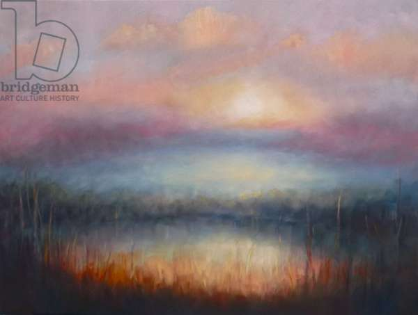 The Dreaming 2012 (oil on canvas)Landscape